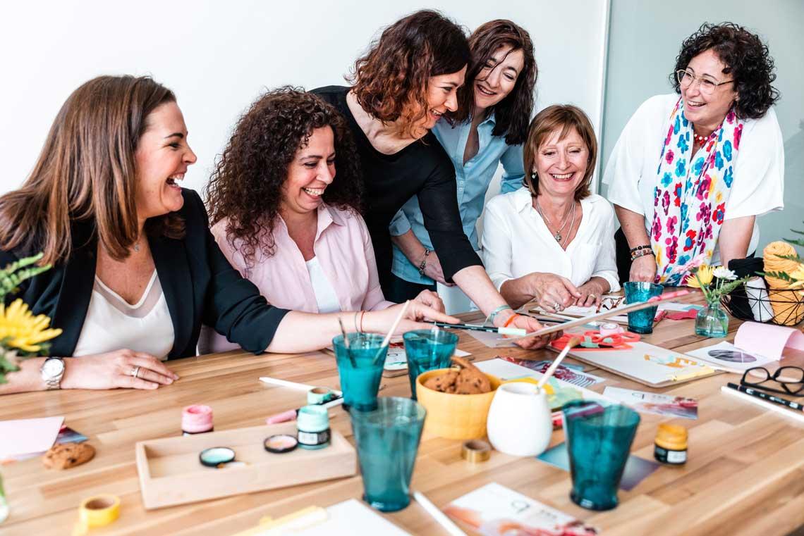 Actividades para mujeres en Barcelona