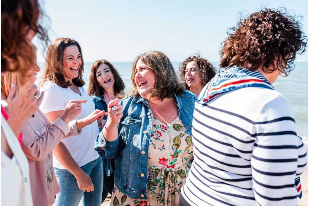 Comunidad Be Moment para mujeres que reivindican su tiempo