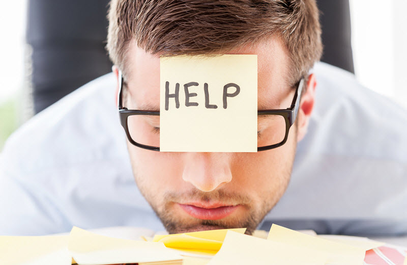 Sintomas del Burnout